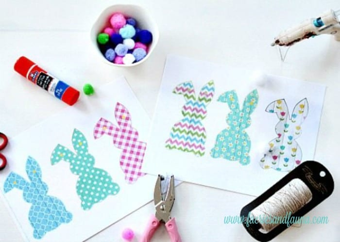 Easter bunny banner, Easter bunny template, Easter printables,bunny banner.free printable Easter banner, Easter banner designs, Easter bunny templates to print