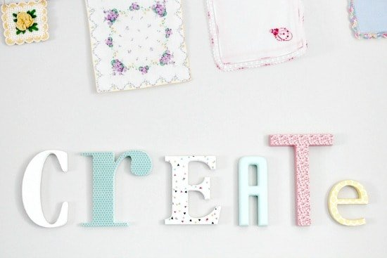 DIY craft room art, craft room inspiration, DIY craft room, Motivational art, Craft room, DIY Craft rooms, DIY craft websites, DIY Home Decor, Organization, Craft Organization,