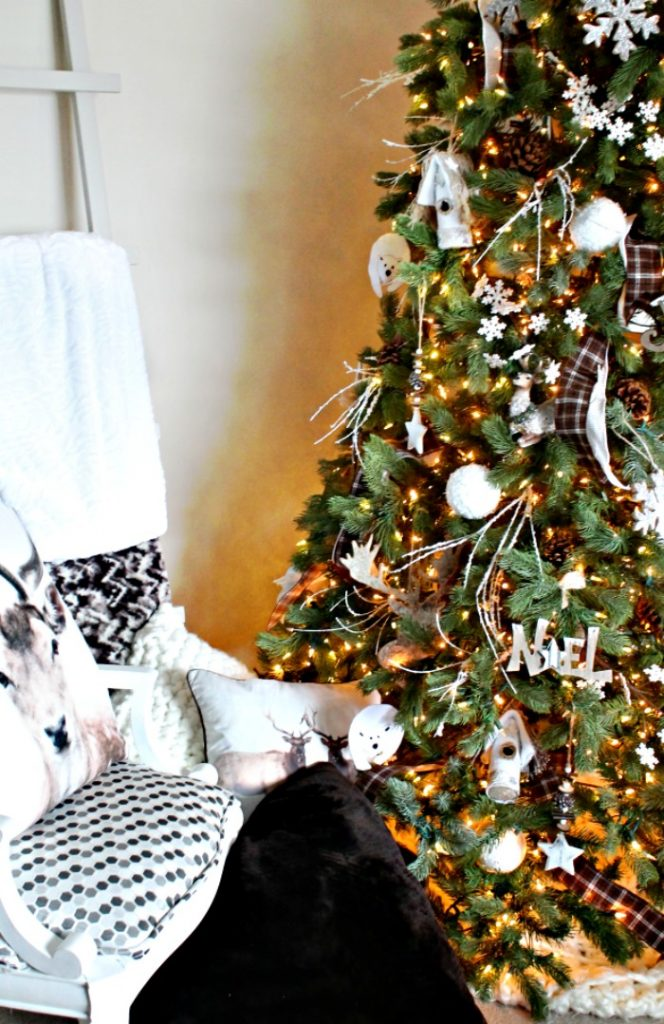 Christmas Tree Ideas Decorating Ideaschristmas Rustic