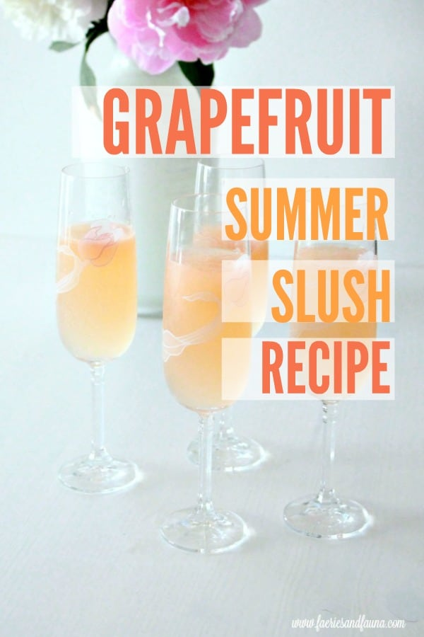 Four frozen summer drinks served in tall glasses. fruity alcoholic drinks, summer alcoholic drinks, frozen drinks, frozen drink recipes, frozen alcoholic drinks, slush drink