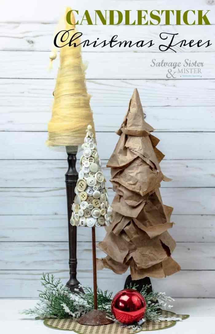 Wast Not Wednesday Feature Christmas Cones
