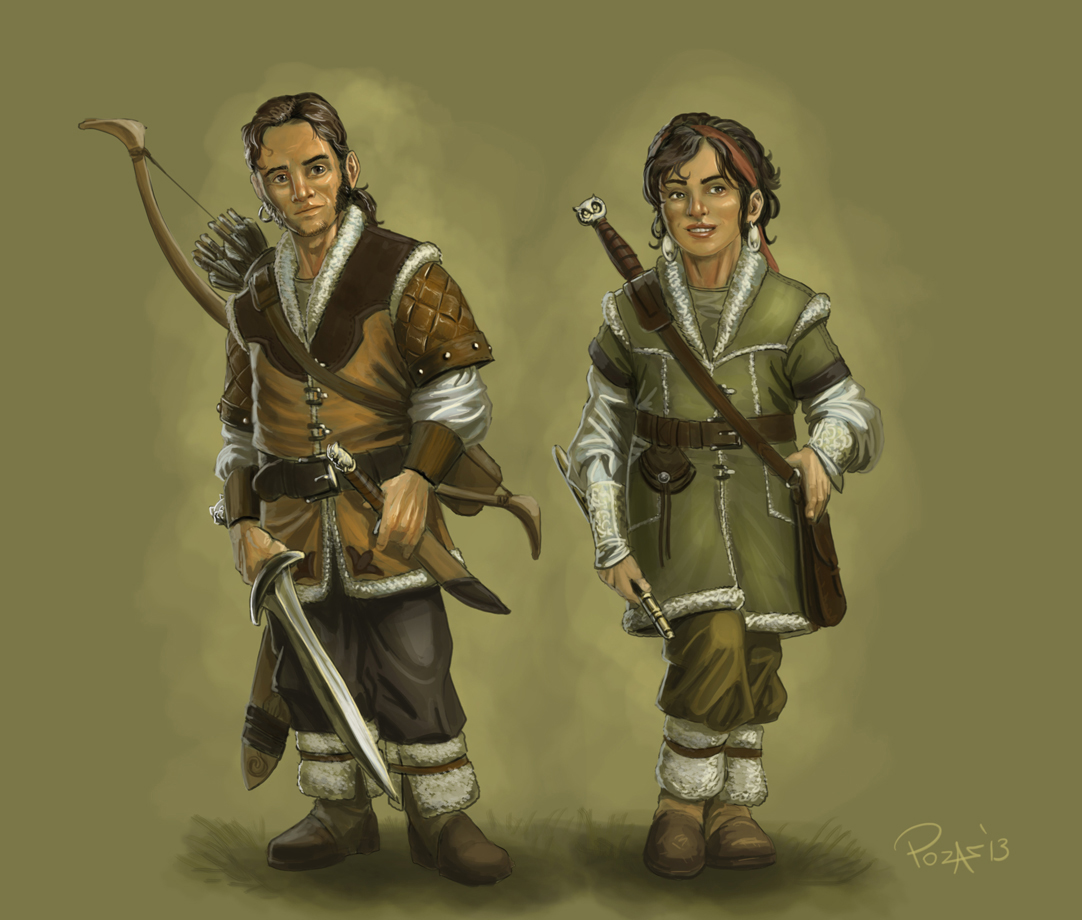 Halfling - Faerun's Legends