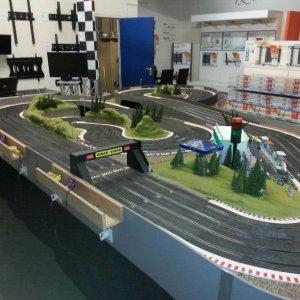 Racebaan (thema)
