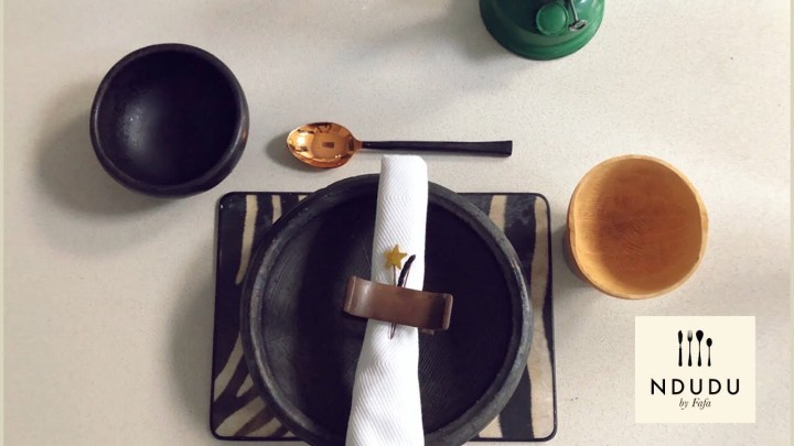 INSPIRING AFRICAN TABLE SETTING IDEAS