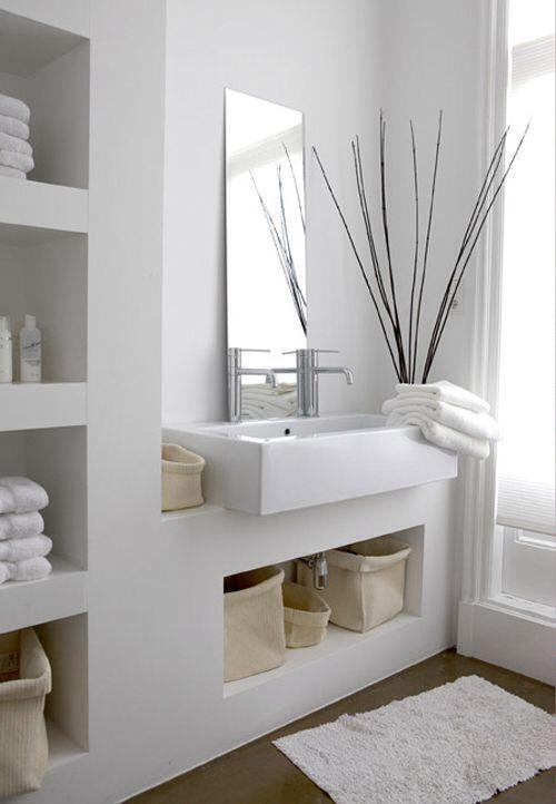 diy panier de rangement pour salle de bain fafaille studio. Black Bedroom Furniture Sets. Home Design Ideas