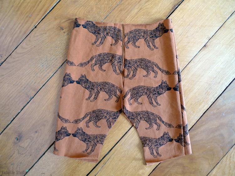 Pantalon renard