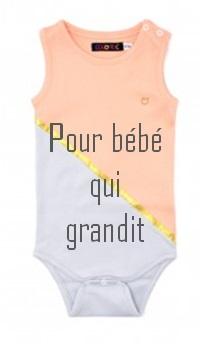 Wishlist - Pour bébé qui grandit !