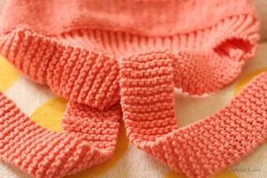 Mon bguin printanier  retrouver sur le blog knitting knittingaddicthellip