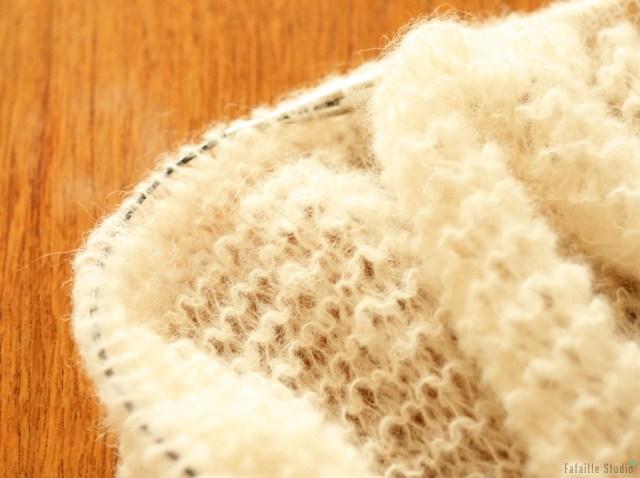 Trendy châle alpaca silk