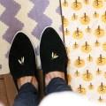 DIY customisation de chaussures