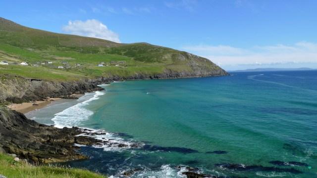 L'Océan Atlantique en Irlande