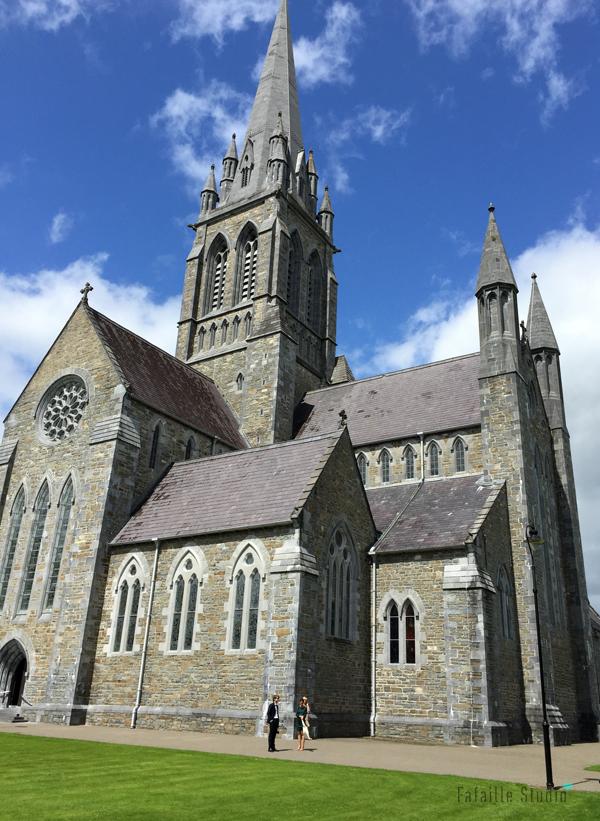 La cathédrale St Mary à Killarney