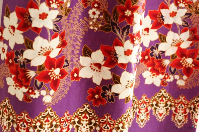 Tissu Batik