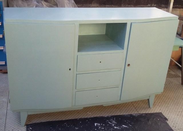 Rénover un meuble buffet en bois