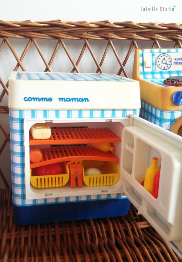 Intérieur de frigo Comme Maman