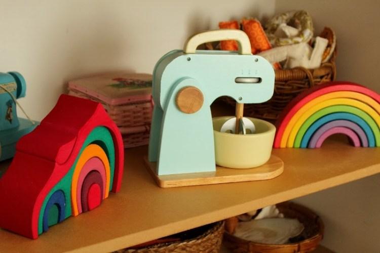 étagère Montessori