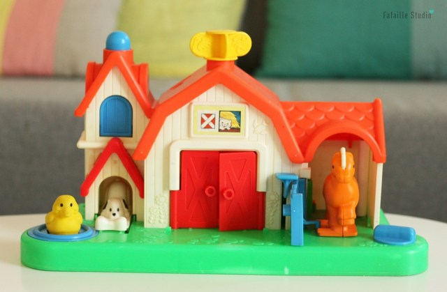 Ferme Fisher Price