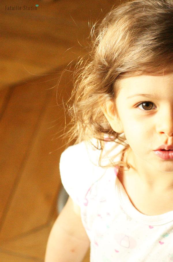 Louise - 2 ans et demi
