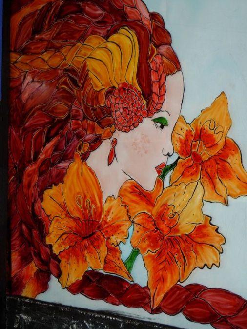 Faffag -Chrysalide Pik'Art Déco
