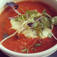 Fire Roasted Tomato Bisque