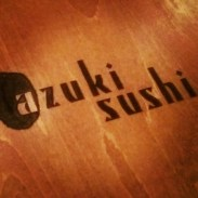 Azuki Sushi - Critic's Choice for best sushi restaurant as named by San Diego Magazine.