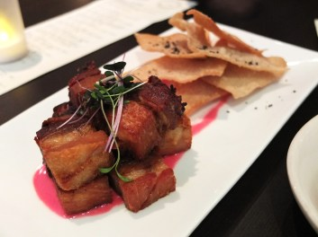 Mediterranean Pork Belly