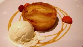 Pear-Almond Frangipane