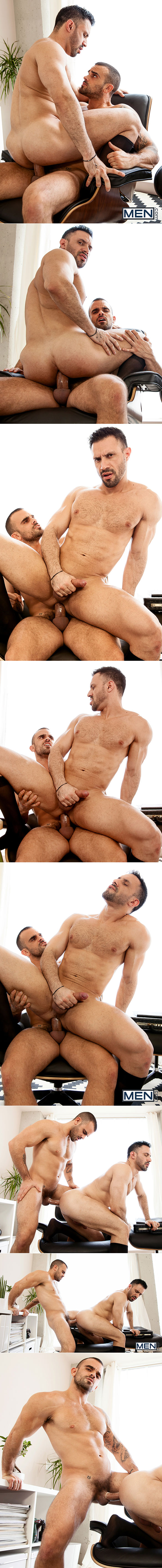 "Men.com: Damien Crosse fucks Flex Xtremmo in ""Another Life, Part 1"""