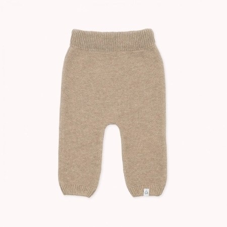 Fagiolino Cashmere Mimmo Pant Hay Beige