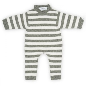 cashmere onesie stripes