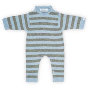 cashmere onesie stripe