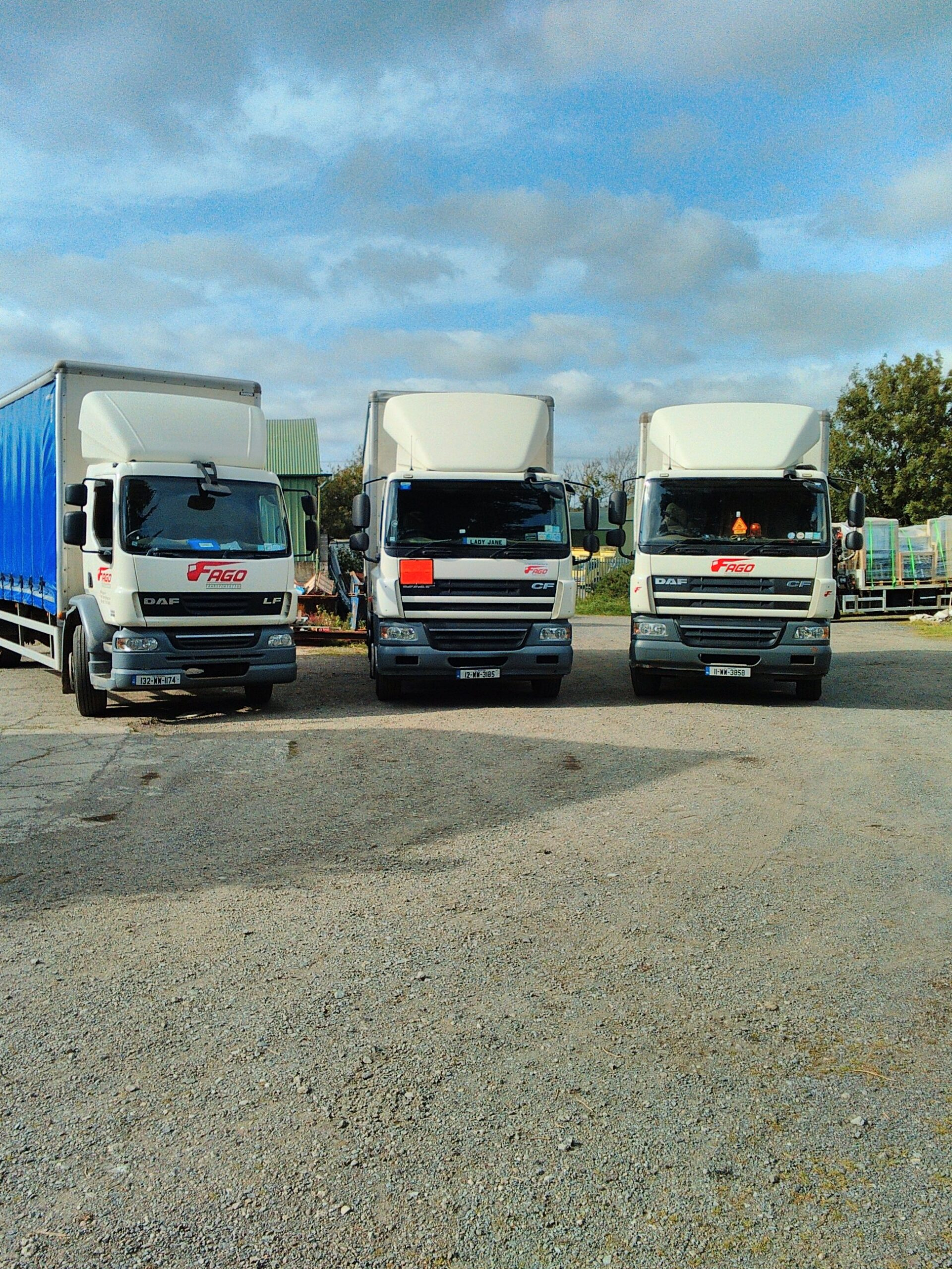 Fago Transportation offers a range of trucks for all of your transport needs