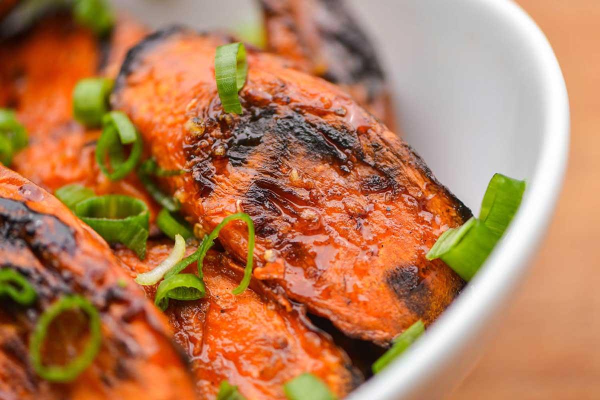 Grilovano povrće može biti dobar izbor ukoliko težite vegetarijanskoj ishrani