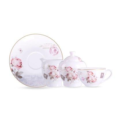 Siena porcelanski set za kafu i čaj