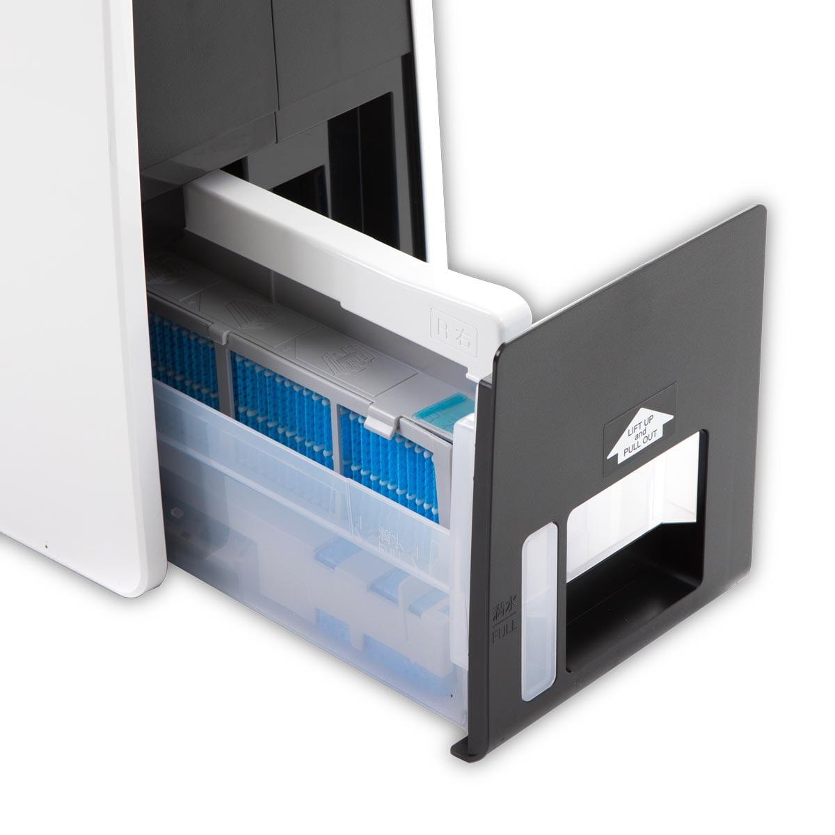Prečišćivač vazduha sa jonizatorom, ovlaživačem i HEPA filterom - Sharp KC-F32EU-W HEPA