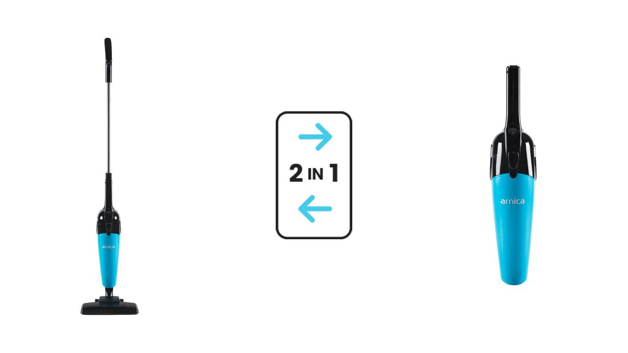Mini štapni usisivač - MERLIN PRO modovi