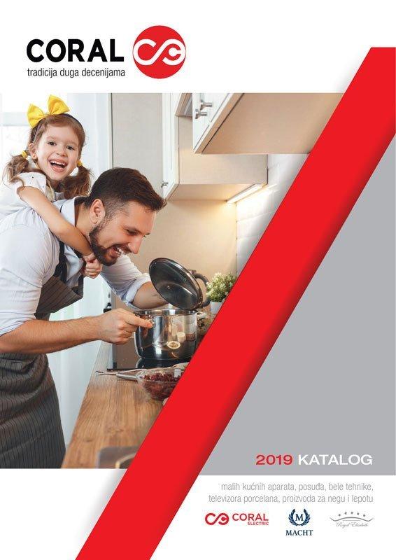 CORAL MACHT FAGOR KATALOG 2019