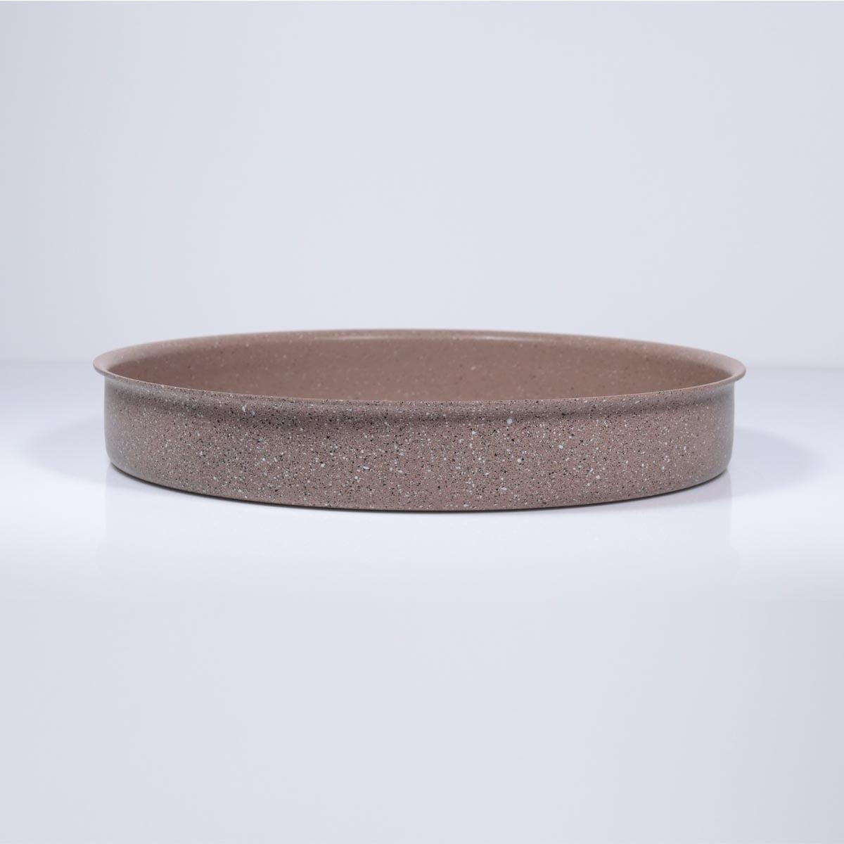 Plitka granitna posuda / tepsija - 3412 BROWN cela posuda