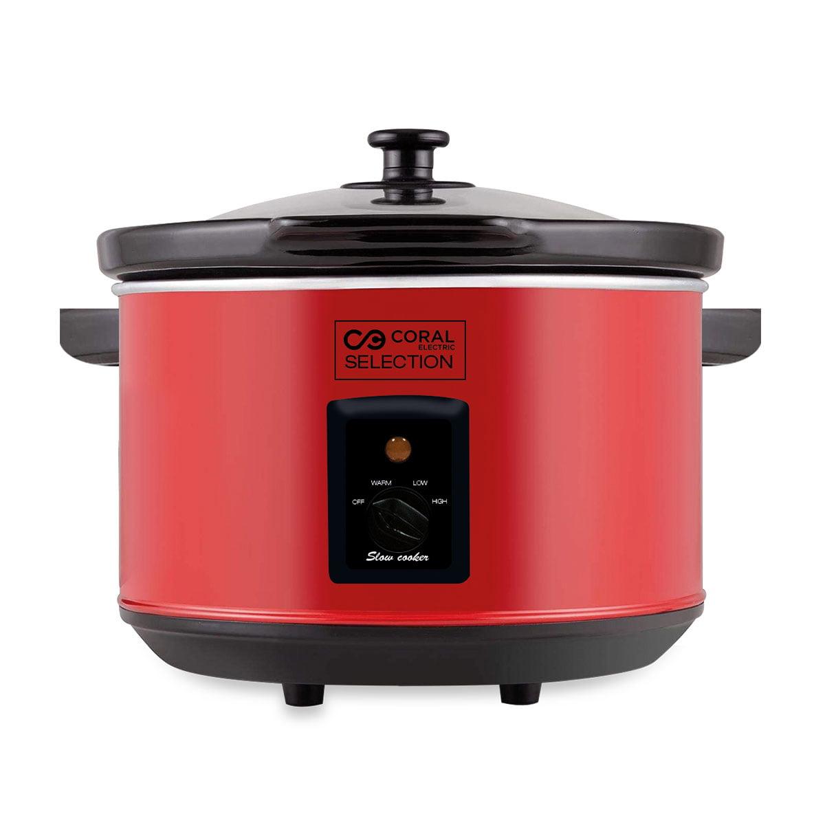 Krčko lonac SC-350 Selection-Aparat za sporo kuvanje 5,5 l  1