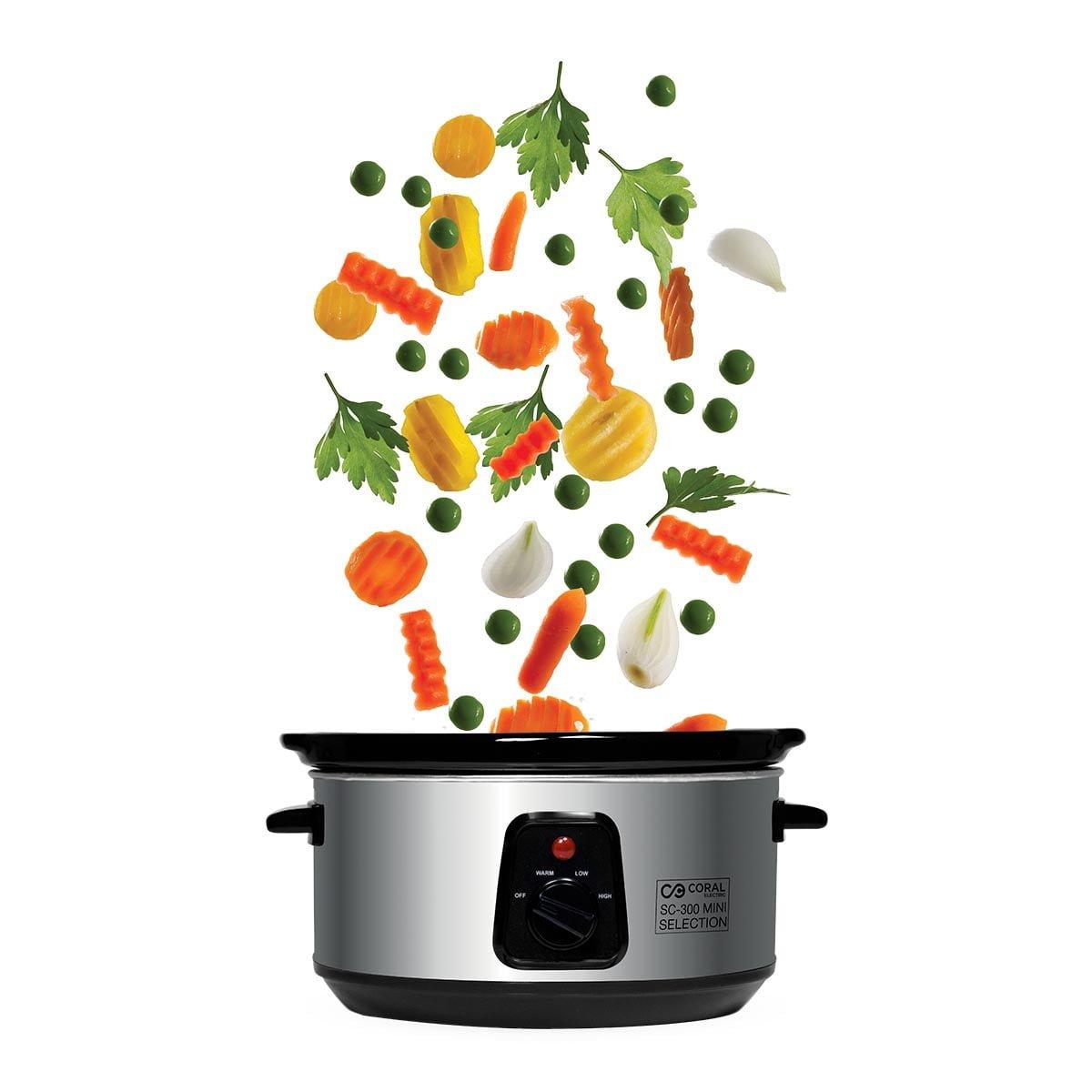 Aparat za sporo kuvanje 3,5 l - Mini Krčko SC-300 Selection sa povrćem