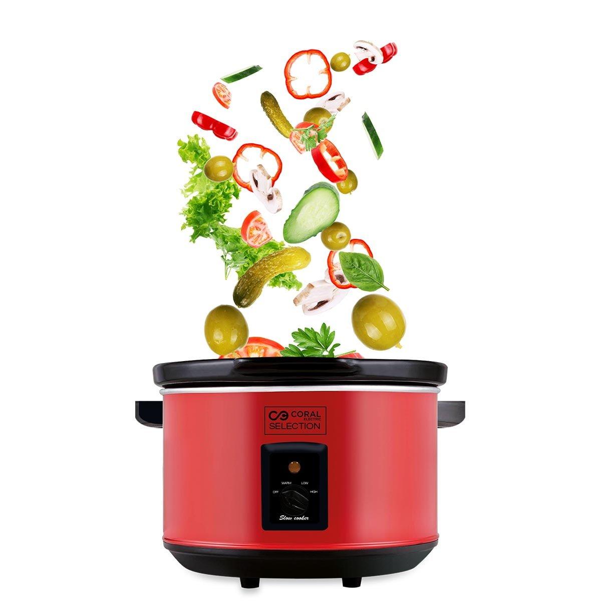 Krčko lonac SC-350 Selection-Aparat za sporo kuvanje 5,5 l