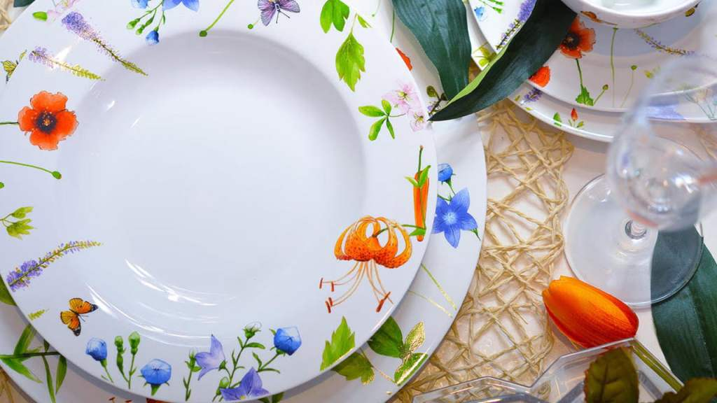 Butterfly porcelanski set za ručavanje 9