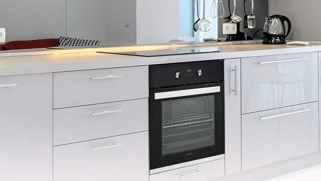 Ugradna rerna-Sharp (2600 W) - K-60D22BM1 kuhinja