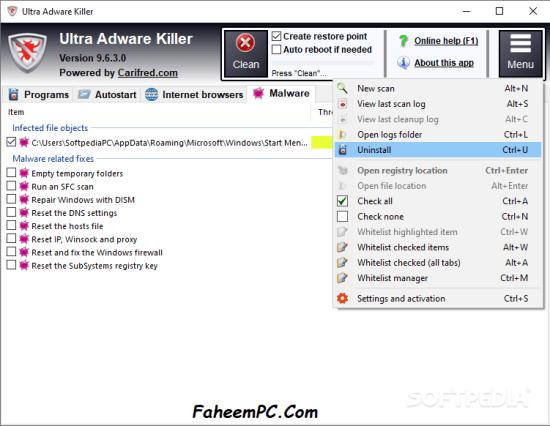 Ultra Adware Killer Product Key