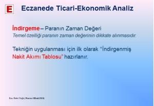 ticari analiz