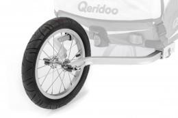 """QERIDOO 14"""" Joggerrad mit Gabelsystem für Einsitzer Modelle 2017 bis 2018 B-Ware 1"""