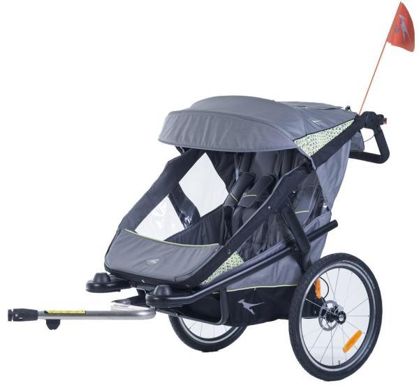 tfk Joggster velo Kinder Kinderwagen Buggy Joggster Velo 2-Sitzer