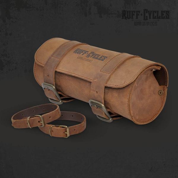 Werkzeugtasche Leder Braun (10% Bundle Rabatt) 3