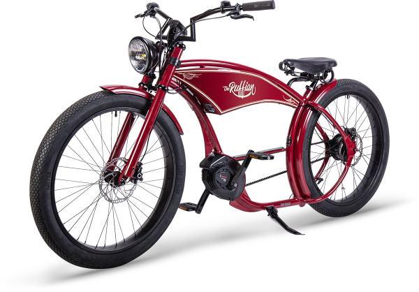 RUFF CYCLES The Ruffian Indian Rot 2021 |Custombike