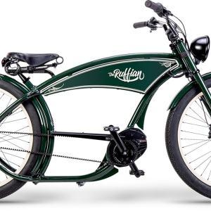RUFF CYCLES The Ruffian Vintage Grün 2021| Custombike